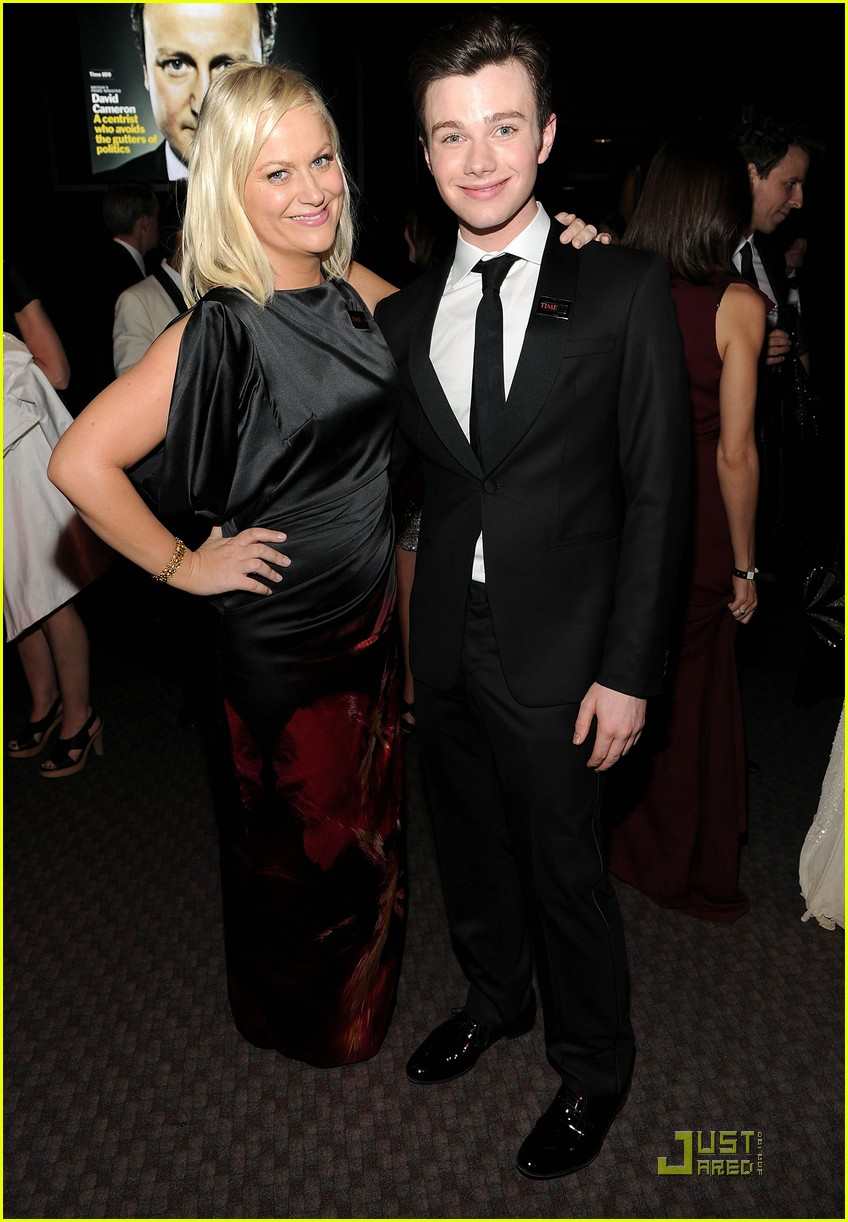 darren criss chris colfer time 100 gala 07