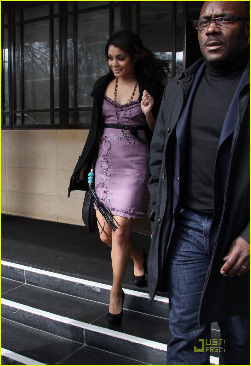 vanessa hudgens around londonmytext042532112