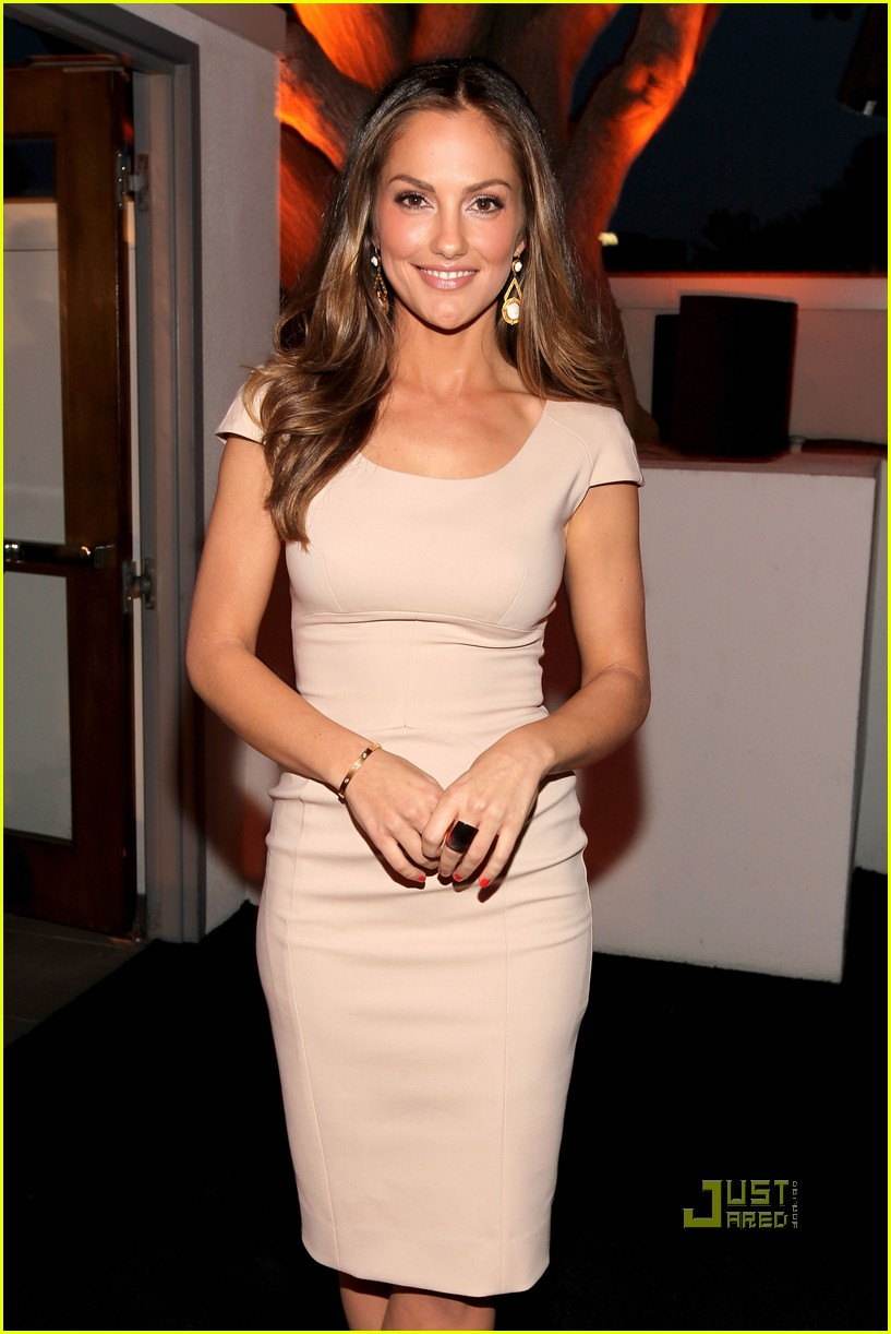 minka kelly gatorade event 05