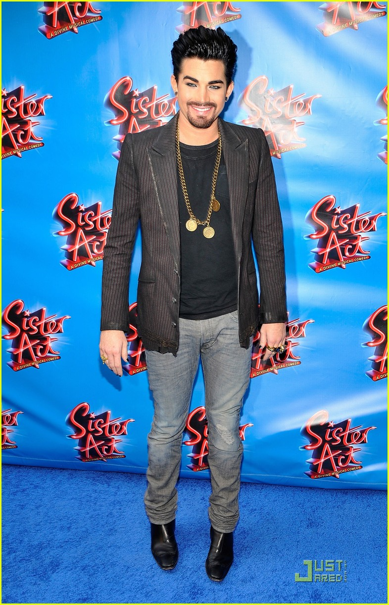 adam lambert facial hair for sister act 01