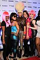 nicki minaj casio tryx camera launch 01