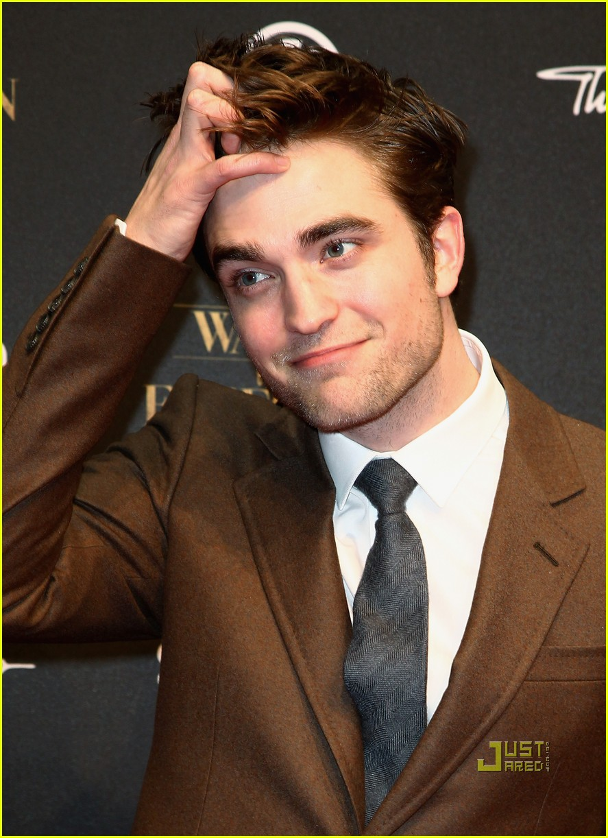 robert pattinson water for elephants premiere berlin 09