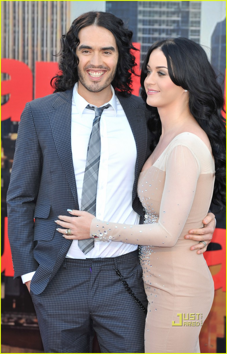katy perry russell brand arthur uk premiere 012536543