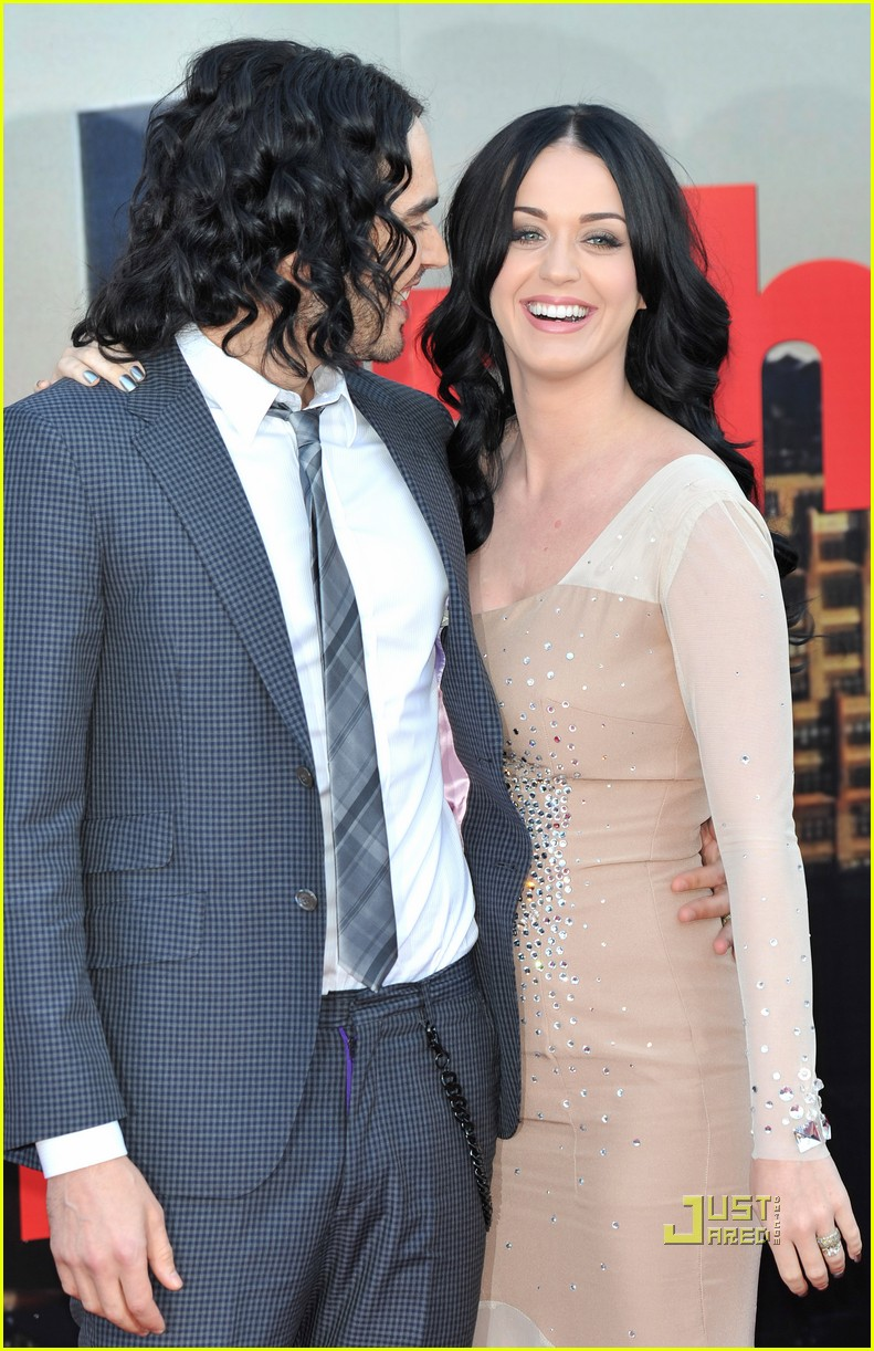 katy perry russell brand arthur uk premiere 082536550