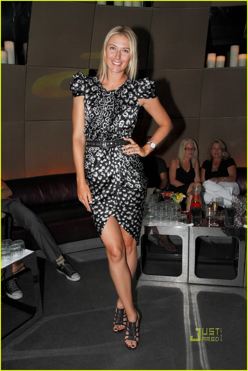 maria sharapova birthday 01.