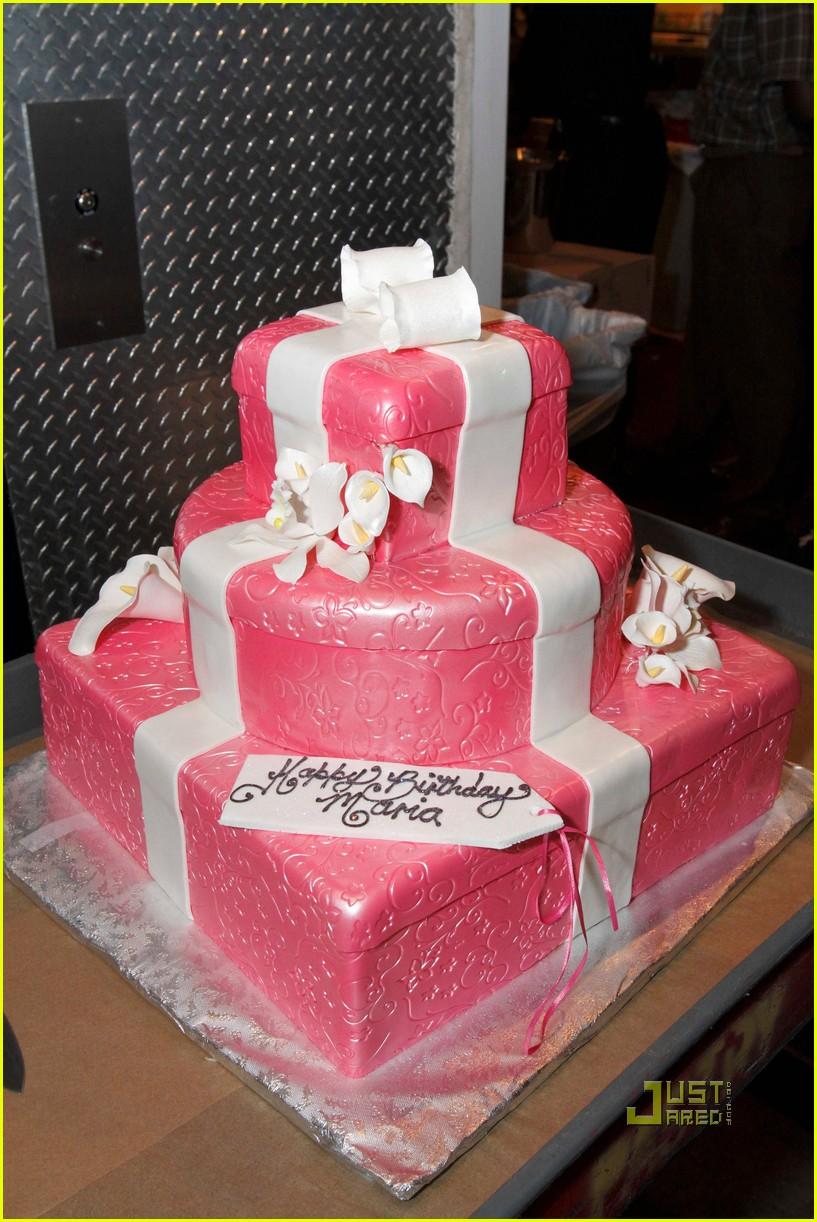 Maria Sharapova Birthday In The Bahamas Photo 2536593