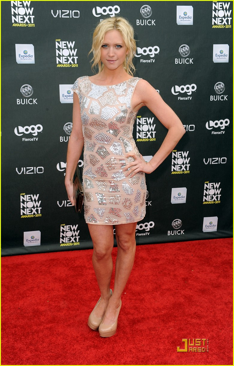 brittany snow logos newnownext awards 2011 14