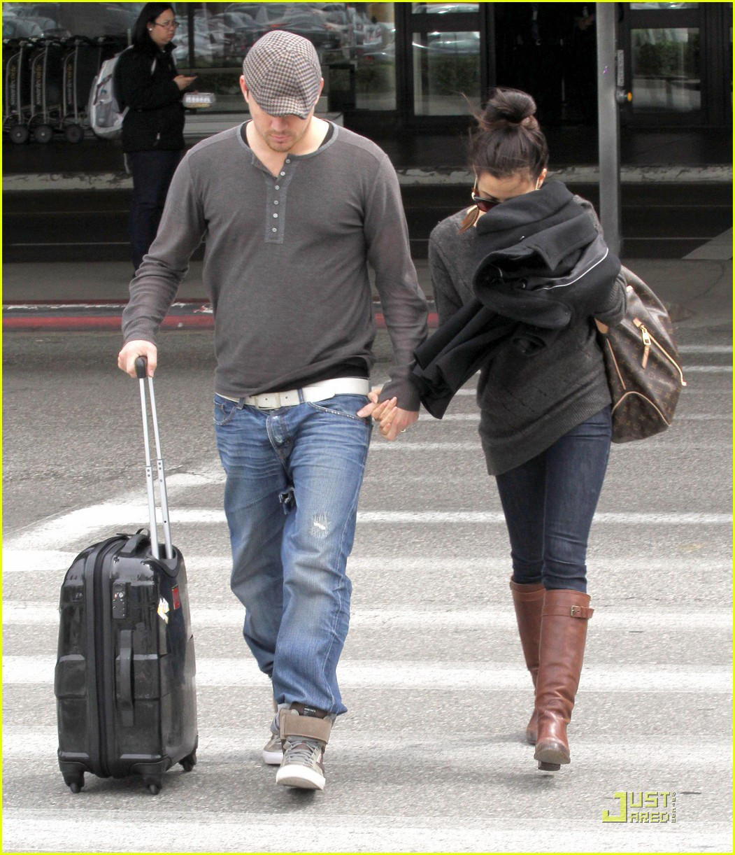 channing tatum jenna dewan back in los angeles 102533800