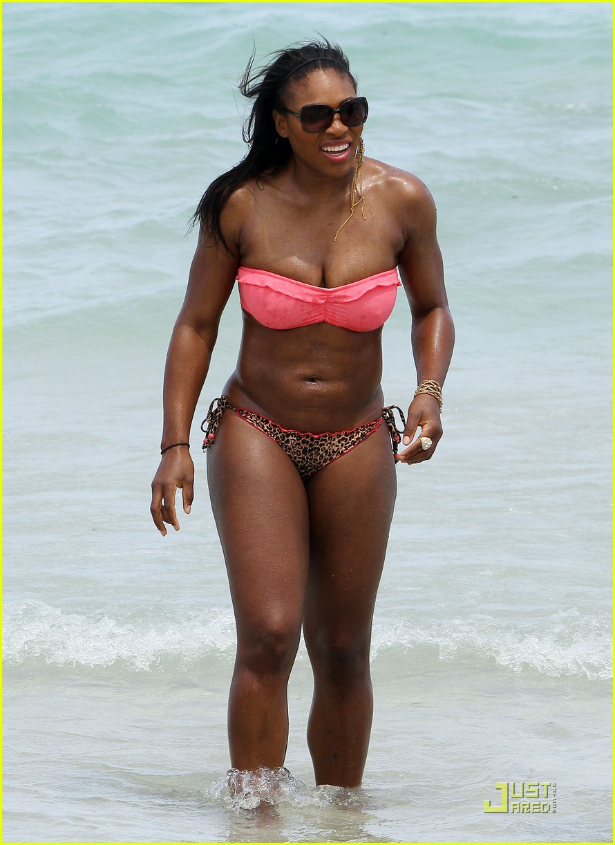 serena williams bikini beach body 04