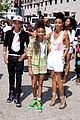 willow smith white house egg roll arrival 07