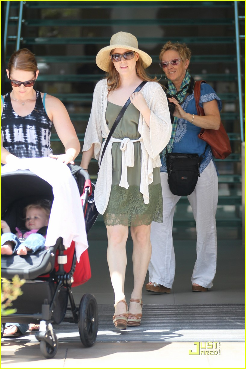 amy adams family day 07
