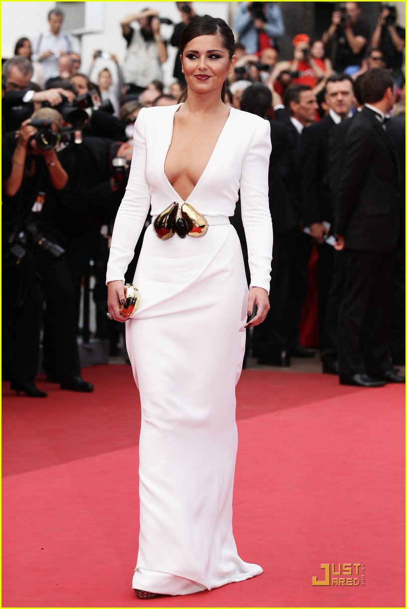 cheryl cole cannes film festival 01