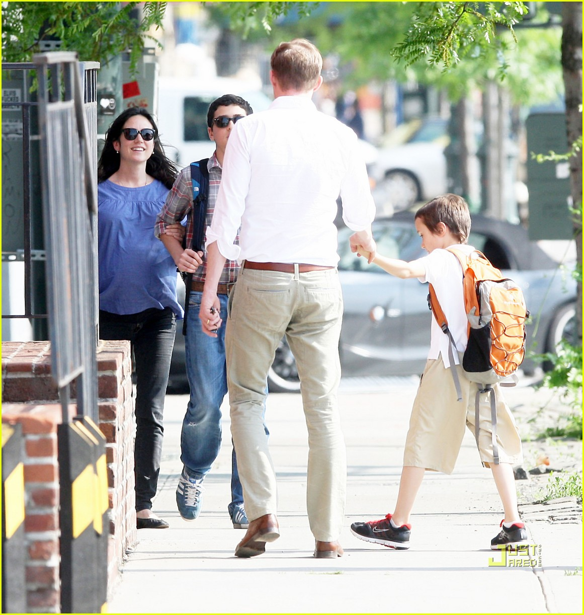 jennifer connelly baby bump tribeca 032547213