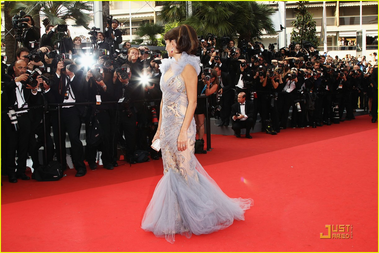 penelope cruz johnny depp pirates premiere cannes 22