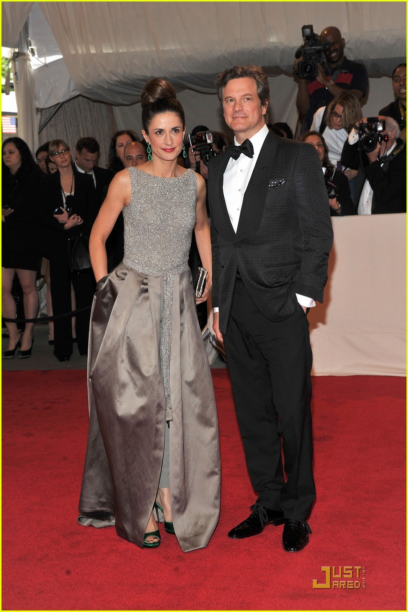 colin firth met ball 2011 032540064