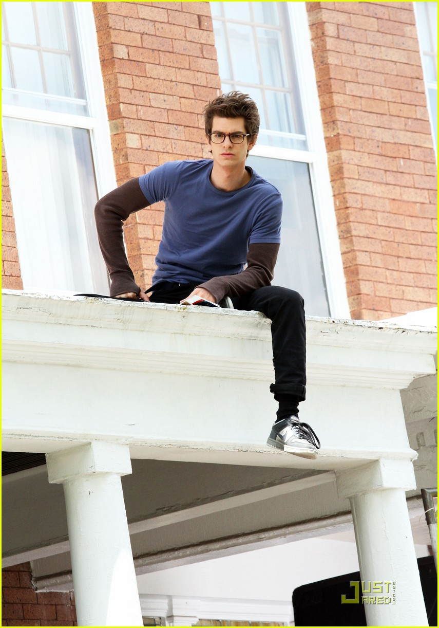 andrew garfield spidey set 032541855