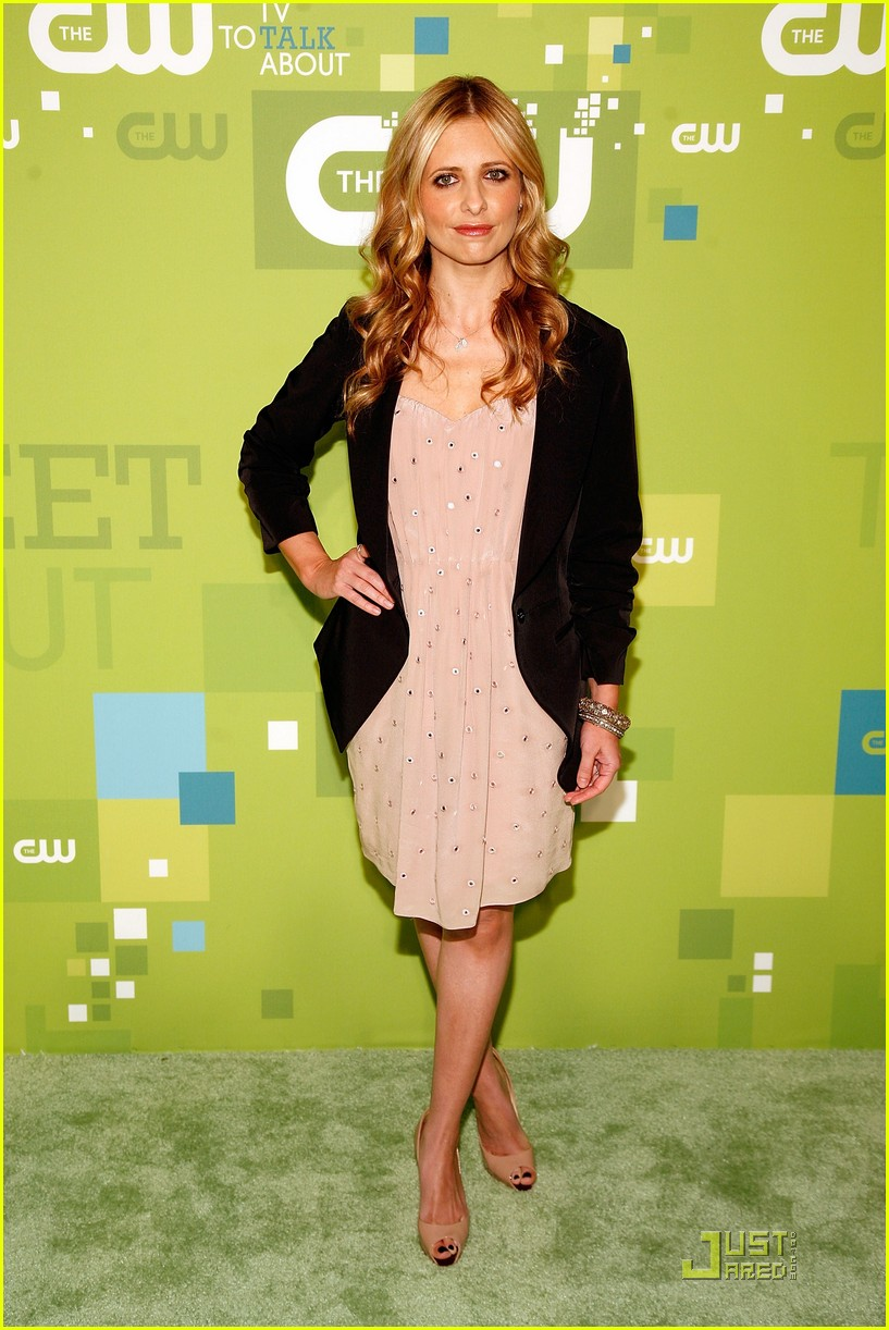 sarah michelle gellar cw upfronts 01
