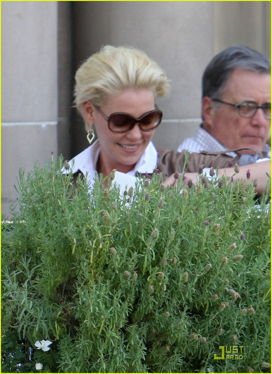 katherine heigl lunch with josh kelley and mom 08
