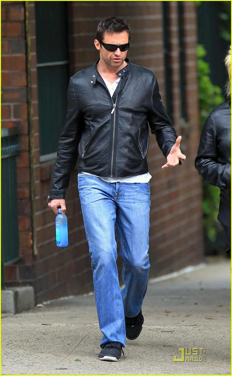 hugh jackman west village 032545263