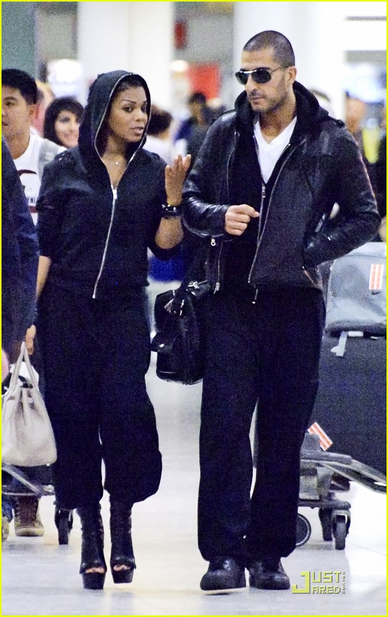 janet jackson wissam al mana heathrow 02