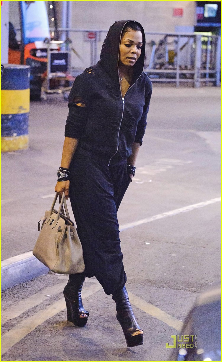 janet jackson wissam al mana heathrow 05