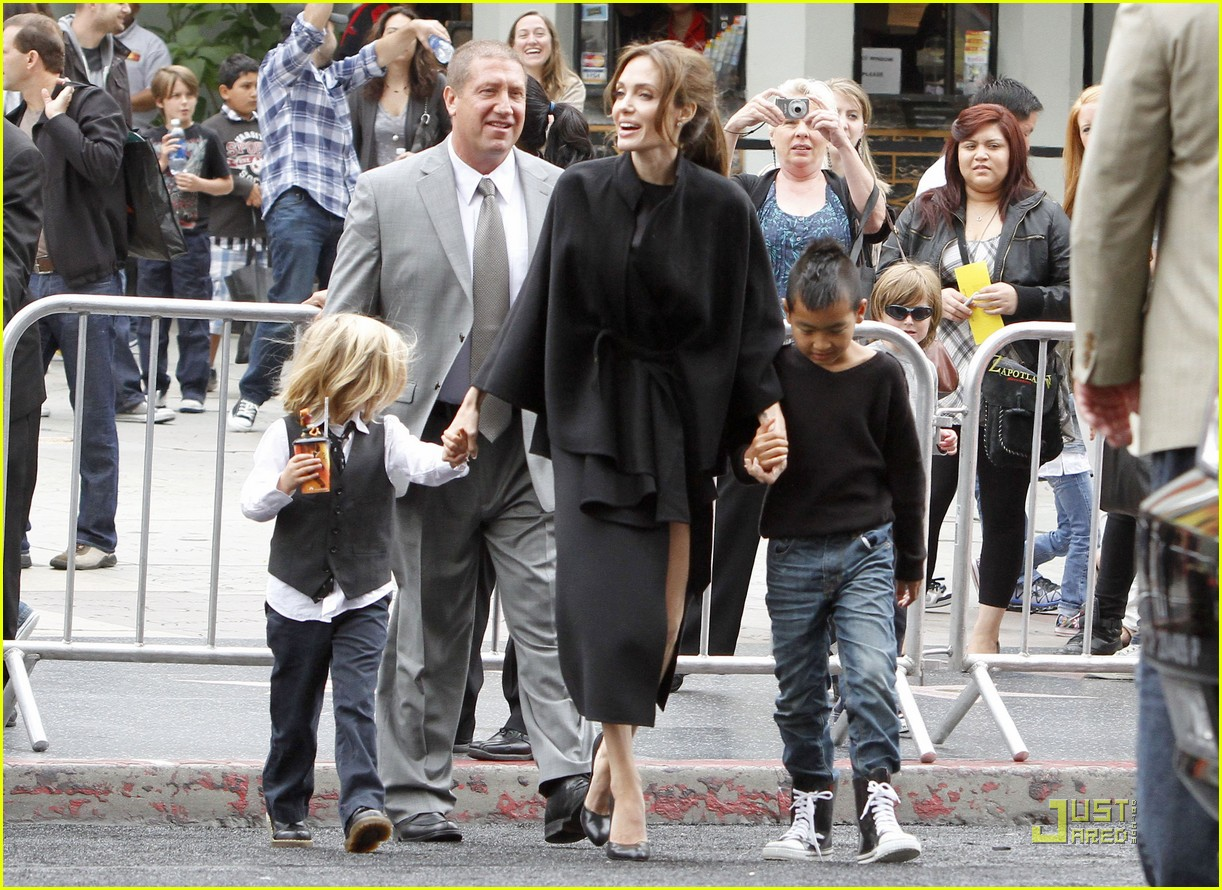 maddox and pax jolie pitt - photo #26