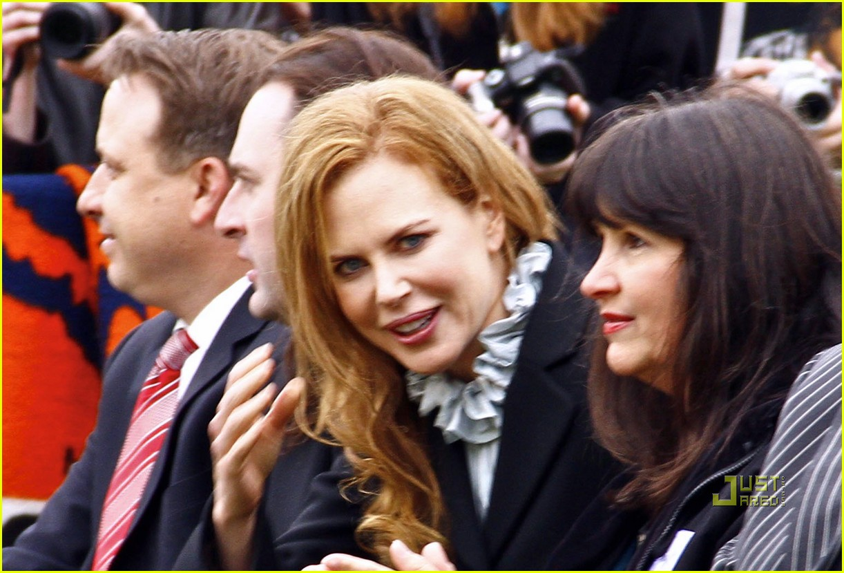 nicole kidman keith urban music city walk of fame 02