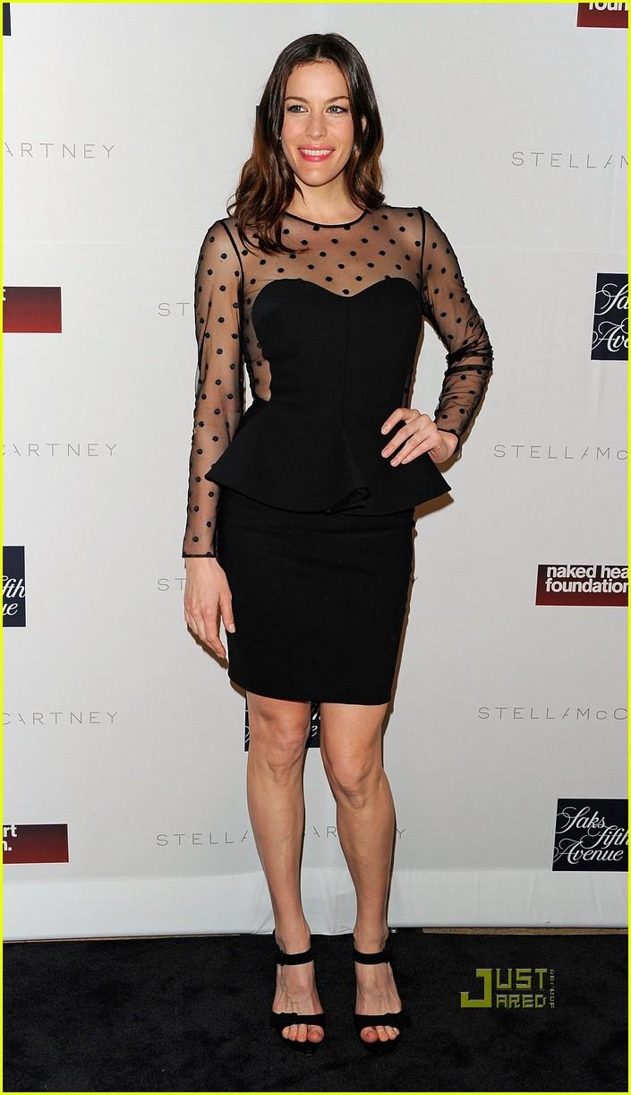 Liv Tyler: Stella McCartney Boutique Opening!: Photo ... Ed Westwick Dating