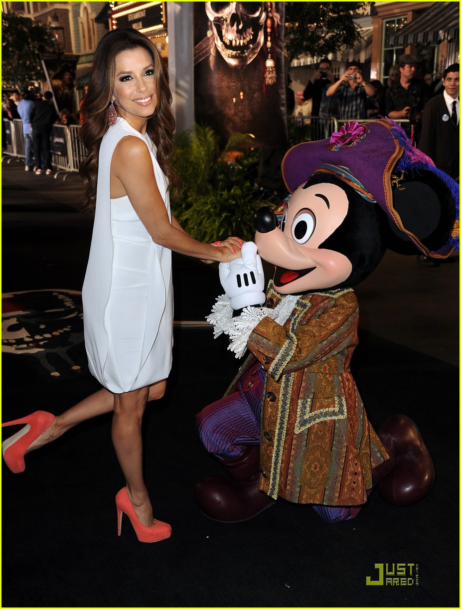 eva longoria pirates of the caribbean premiere 03