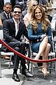 jennifer lopez simon fuller star walk fame 09