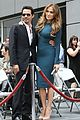 jennifer lopez simon fuller star walk fame 13