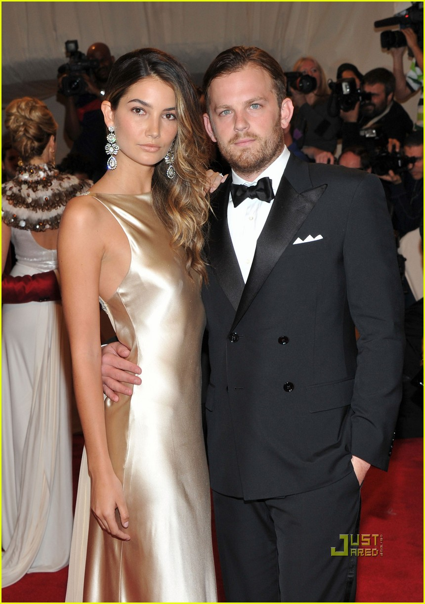 caleb followill met ball lily aldridge 06