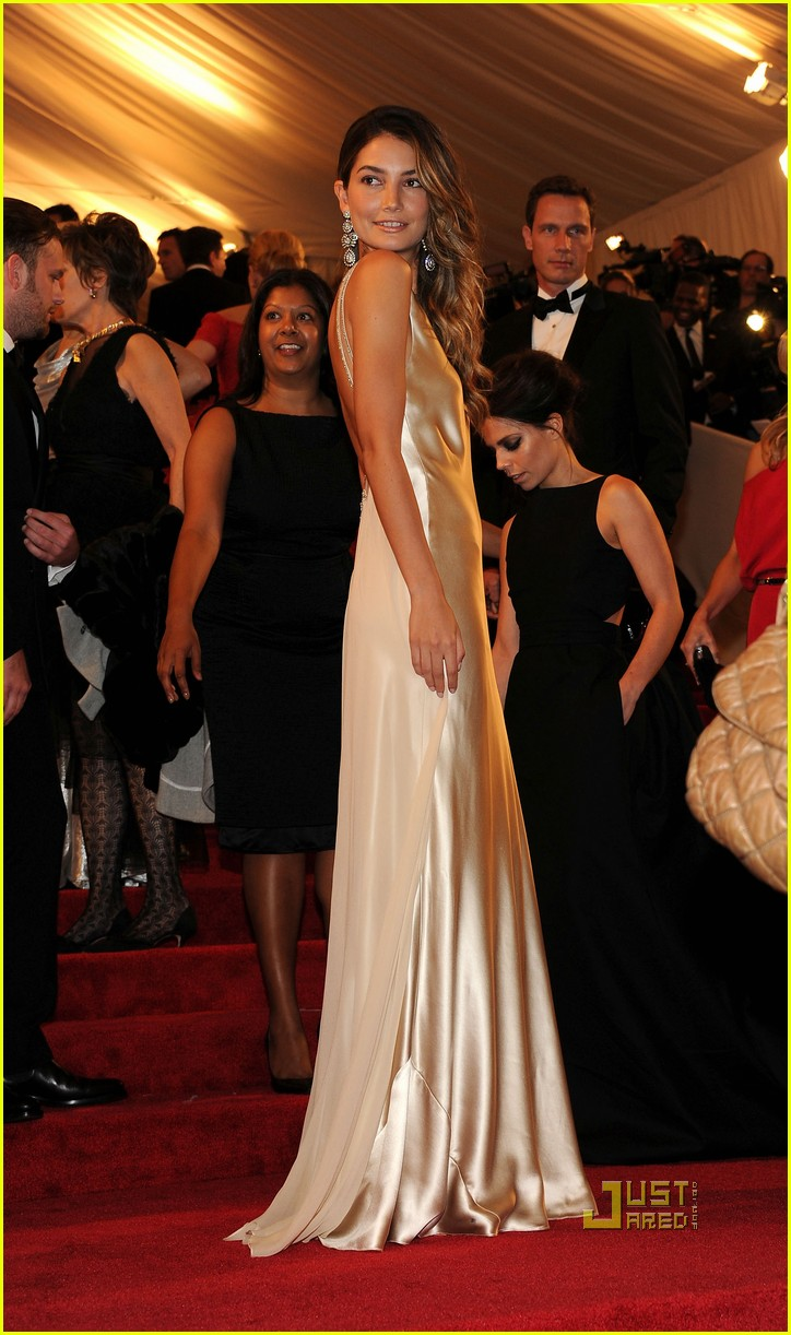 caleb followill met ball lily aldridge 08