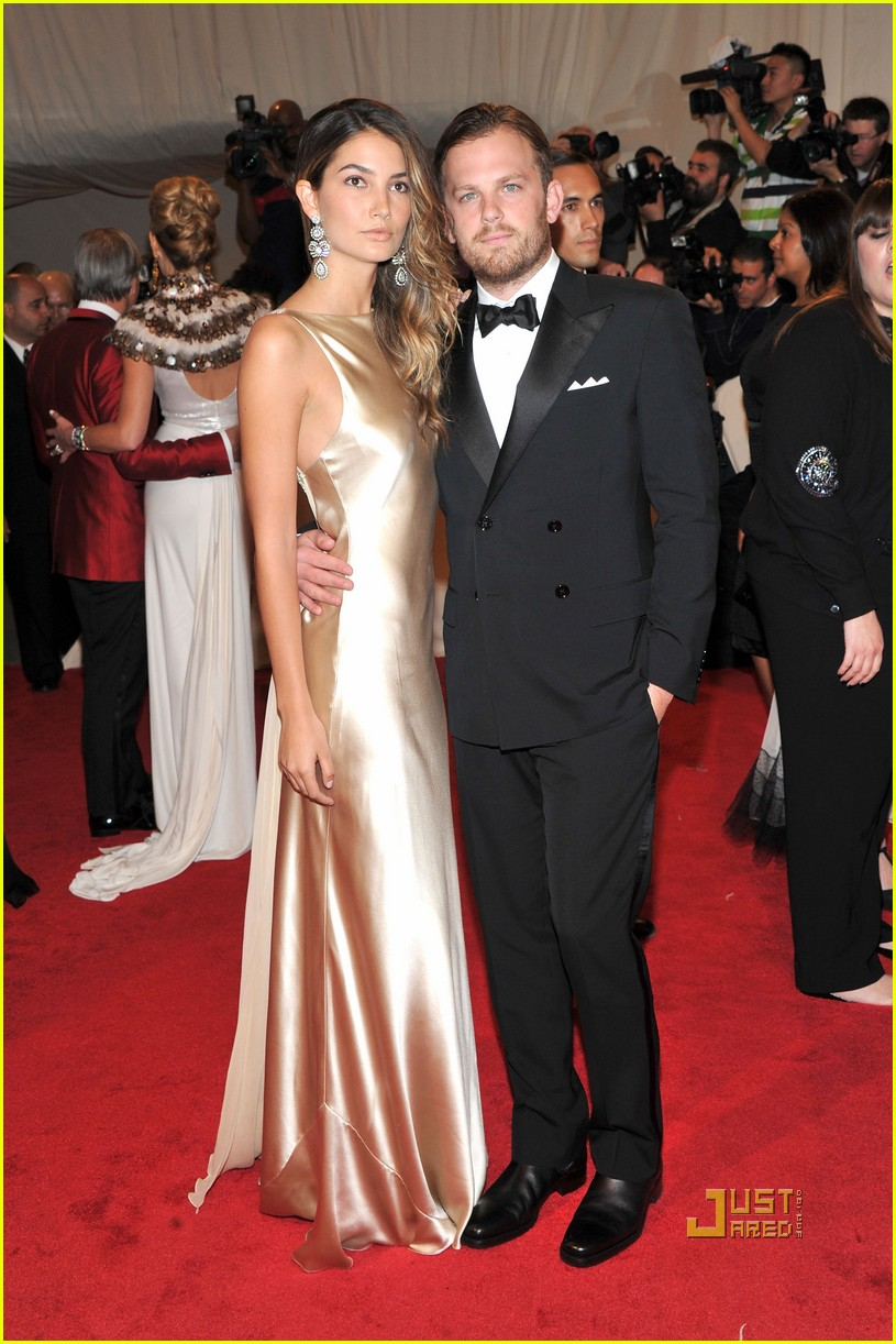 caleb followill met ball lily aldridge 10