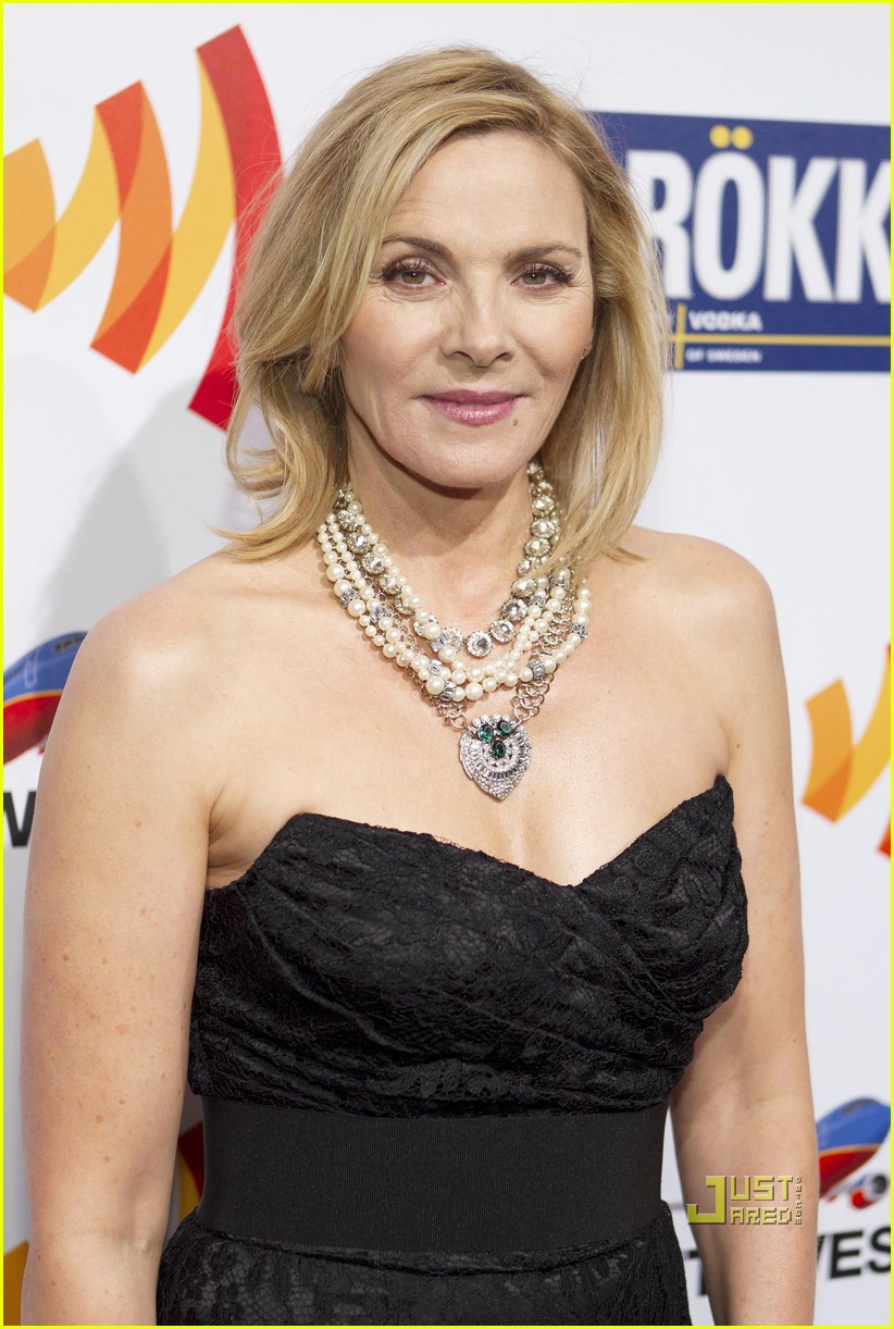 kim cattrall sex and the city 2
