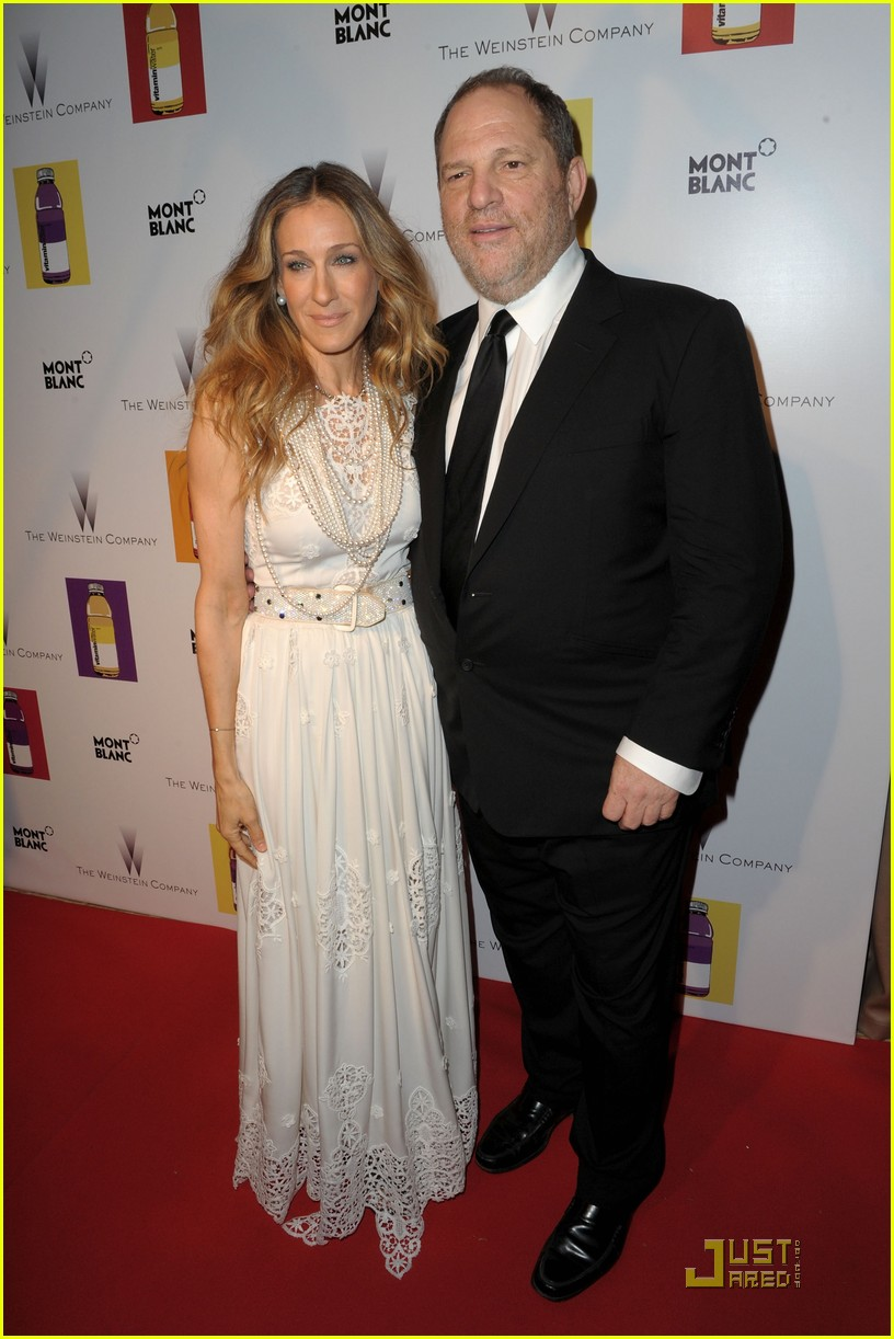 sarah jessica parker cannes wu xia premiere weinstein party 032543926