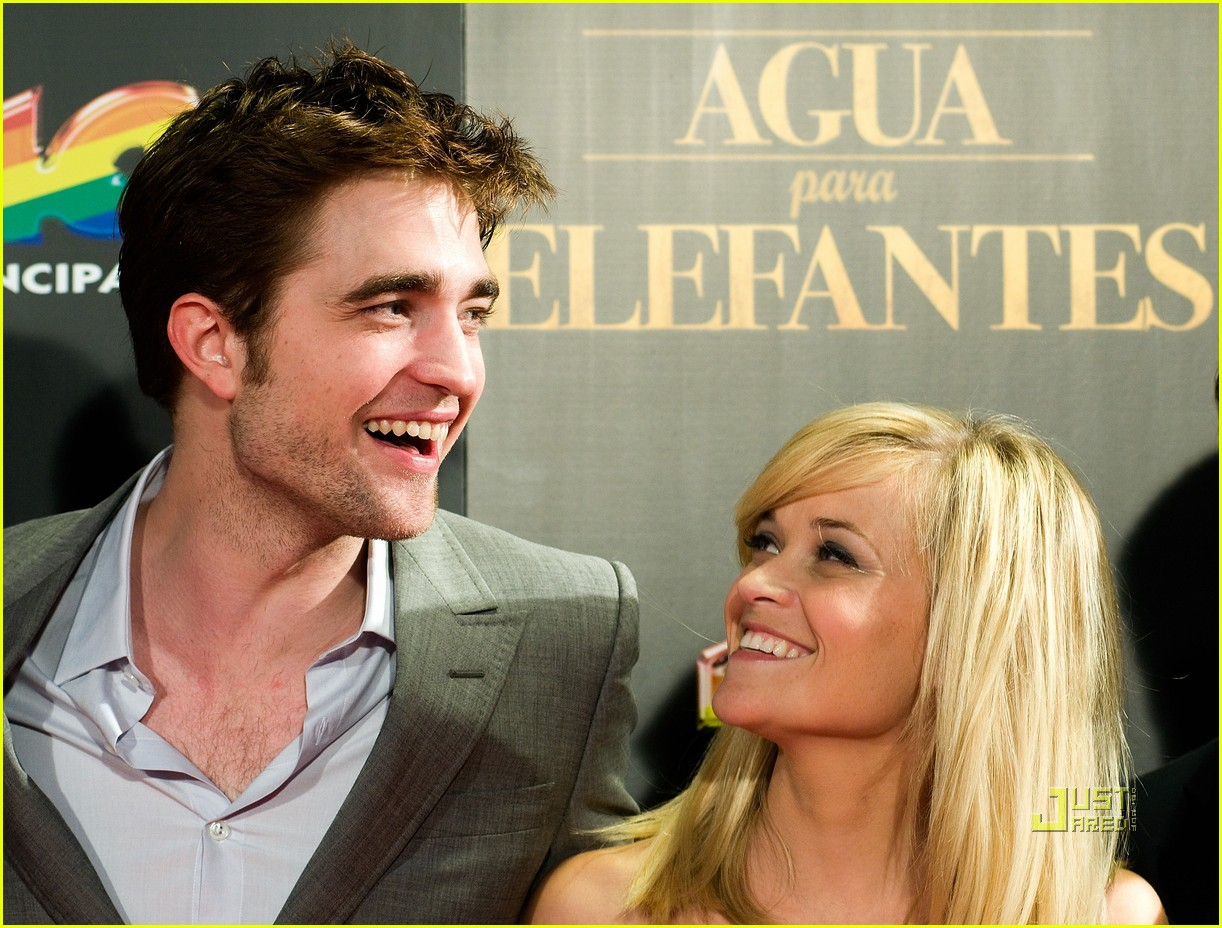 reese witherspoon spain robert pattinson water for elephants 01