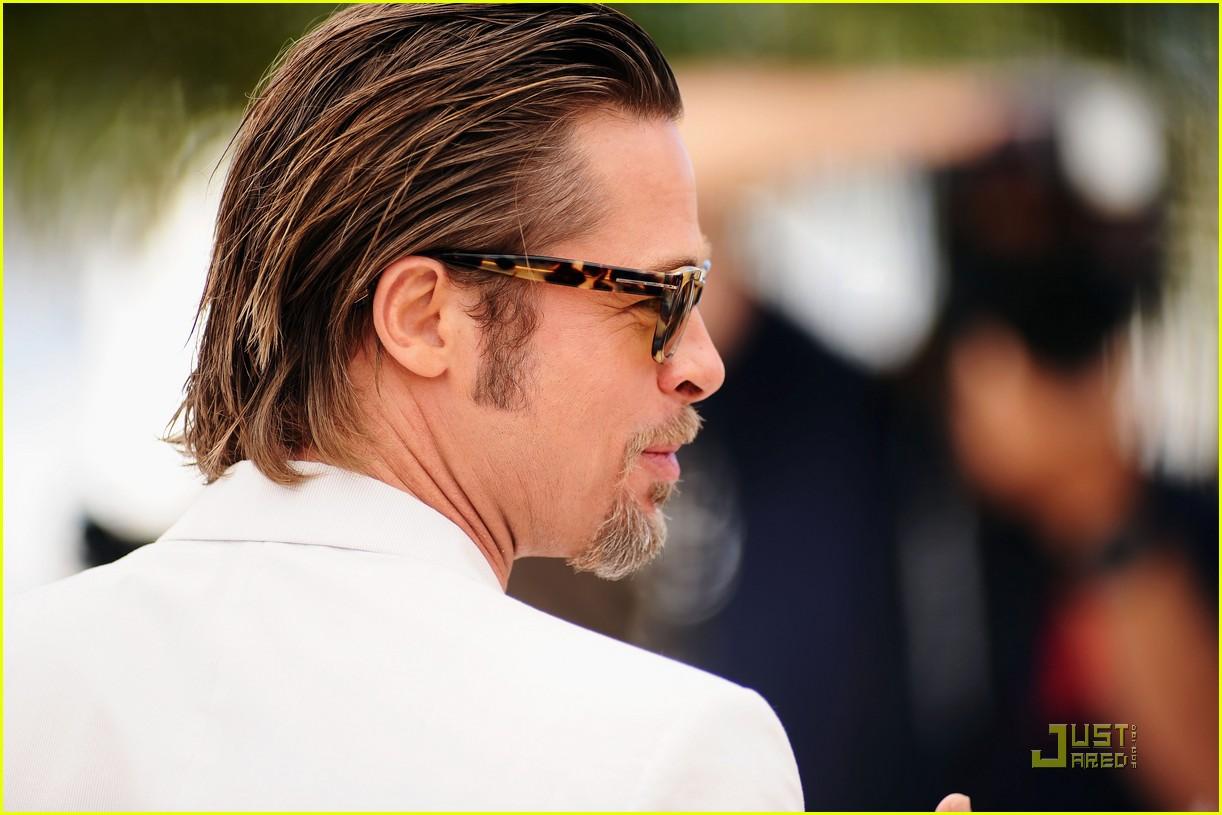 Brad Pitt: Cannes Photo Call for 'Tree of Life' | Brad Pitt, Jessica ...
