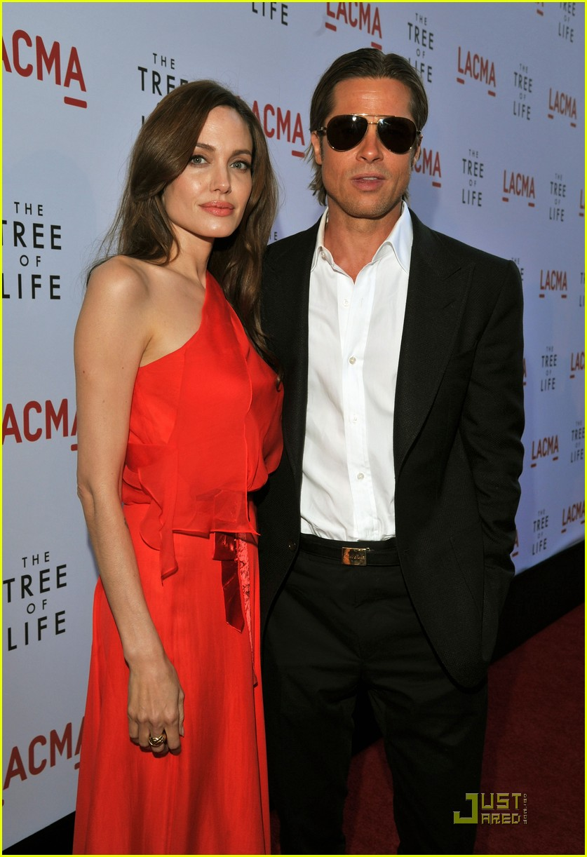 angelina jolie brad pitt tree life screening 01