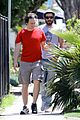 zachary quinto sunny stroll 07