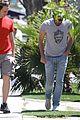 zachary quinto sunny stroll 08