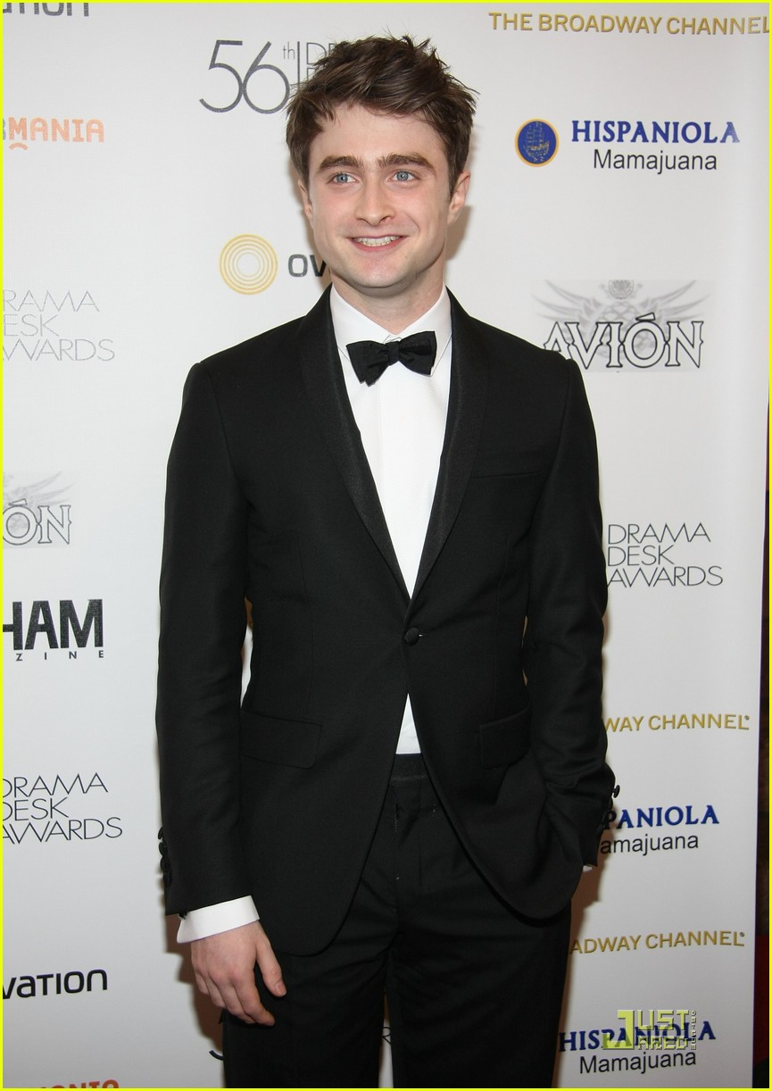daniel radcliffe drama desk awards 062547090