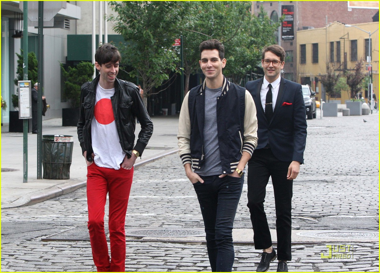 gabe saporta cobra starship video shoot 09