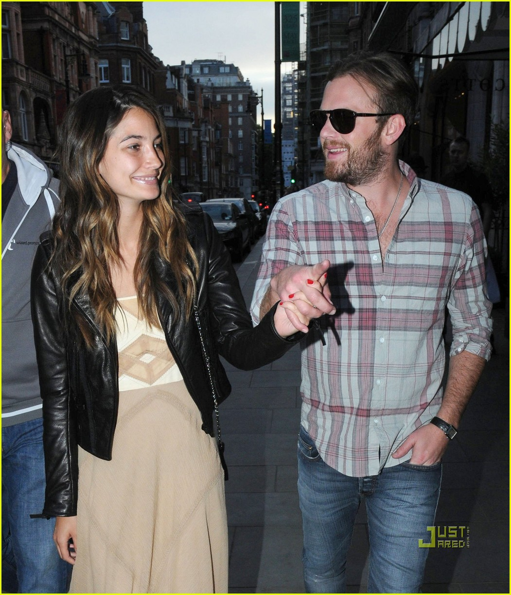 Lily Aldridge and Caleb FollowillLily Aldridge And Caleb Followill 2014