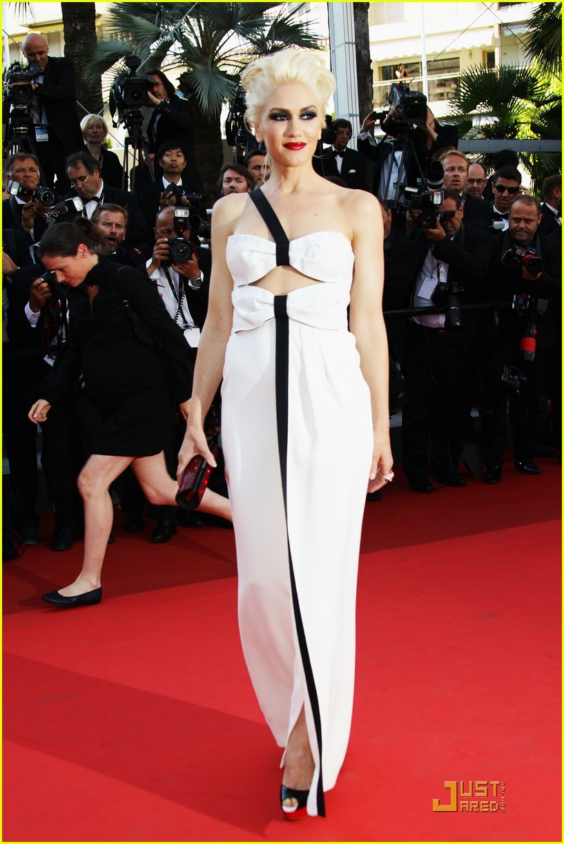 gwen stefani rosario dawson this must be place cannes 02