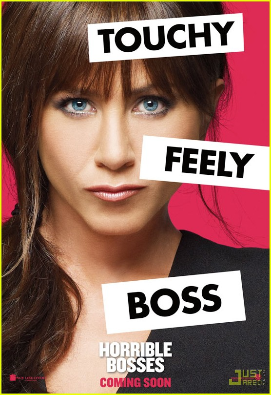 jennifer aniston horrible bosses posters 01