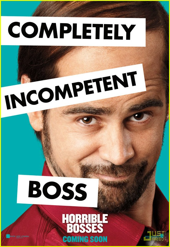 jennifer aniston horrible bosses posters 022548865