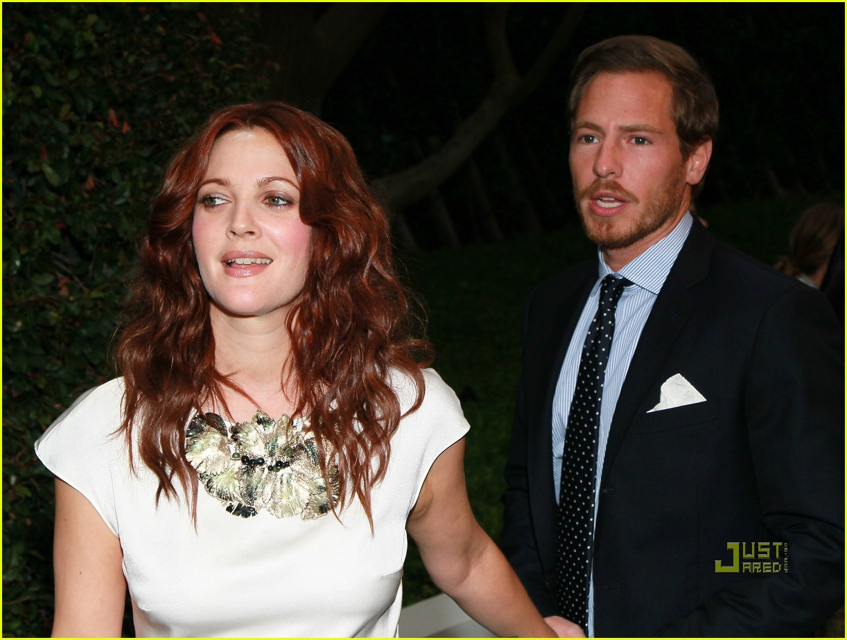 drew barrymore will kopelman nrdc dinner 022549598