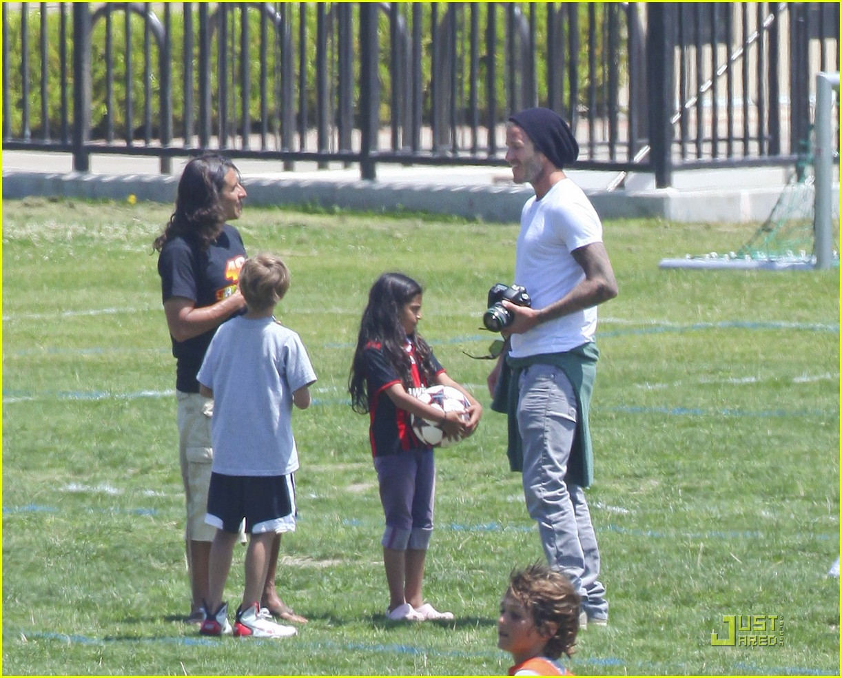 david beckham soccer dad 14