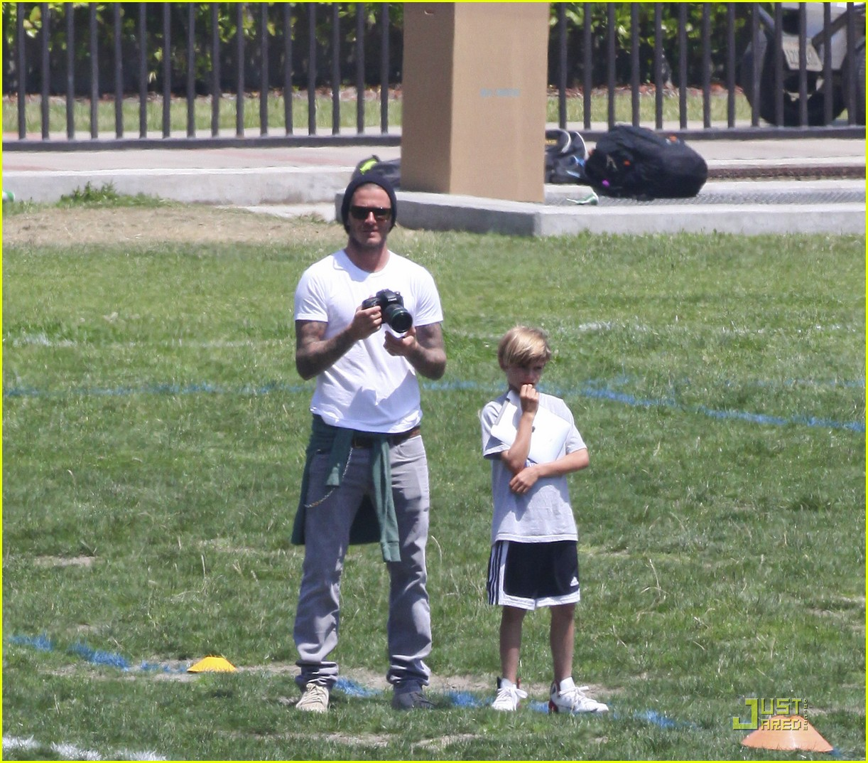 david beckham soccer dad 20